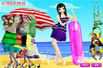 Play Windy Sea Dressup game