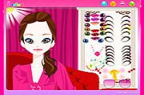 Play Newscaster Makeover game