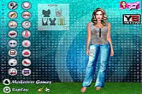 Play Megan Fox game