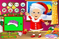 Play Mrs Santa Claus game