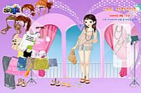 Play Spotlight Dressup 3 game