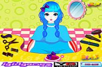 Play Hair Salon Game game