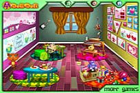 Play Holiday Cleanup game