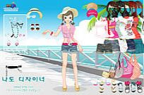 Play Hawaiian Beach Girl game