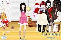 Play Sweet Holiday Girl game