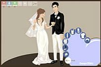 spielen Getting Married Dressup Spiel