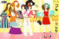 Play Trendy Girl game