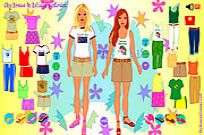 Play Australian Dressup game