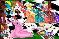 Play Alice In Wonderland game