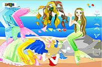 Play Mermaid 2 Dress Up game