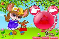 Play Mini Mouse Dress Up game