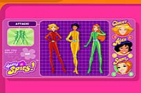 Play Totally Spies - Fashion Mission game