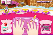 Play Nail Color Studio game