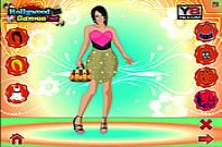Play Rihanna Dress Up game
