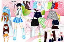 Play Teen Fashion game