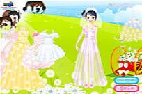 Play Dream-like Wedding game