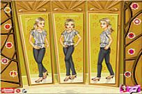 Play 3 Way Mirror Dress Up game