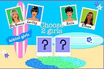 Play Bikini Girl Dress Up game