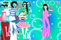 Play Disco Fever Dressup game
