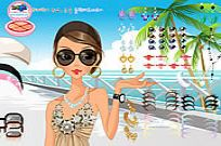 spielen Summer Dress Up Spiel