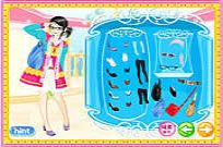 Play Spring Fashion game