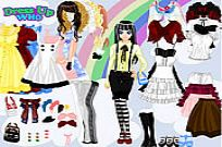 Play Lolita Fashion Girl game