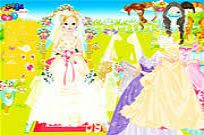 Play Dress Up Bride game