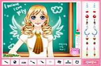 Play Classroom Make Up game