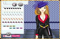 Play Barbie Folk Costumes game