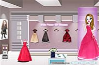 Play Bratz Flower Girl Dressup game