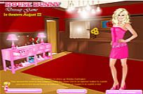 Play House Bunny Dressup game