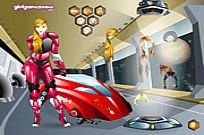 Play Fiona Spacegirl game