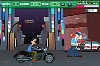 Play Kissing Cops game