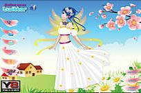 spielen Flower Fairy Cutie Dress Up Spiel