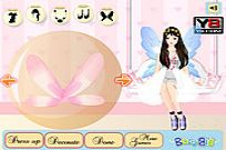 spielen Fantasie-Fee Dress Up Spiel