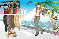 Cargo Pants Dress Up Game