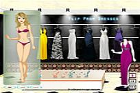 Play Flip Prom Dresses game