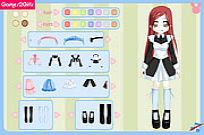 Play Make A Dream-like Doll game