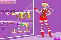 Play Christmas Party Dressup game
