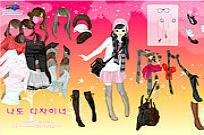 Play Skirts Scarves Dress Up game