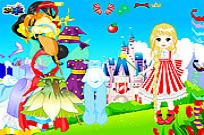 Play Fairytale Doll Dressup game