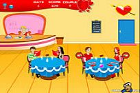 Play Cupid Restaurant game