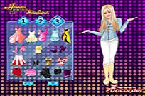 Play Hanna Montana: Miley Cyrus game