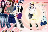 Play Dress Up Sporty Girl game