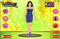 Play Vanessa Hudgens Dressup game