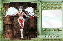 Play Goddess Of War Dressup game