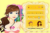 Play Girl Dressup Makeover 5 game