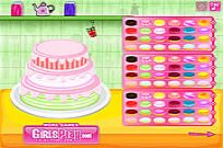 Play Birthday Cake Chef game