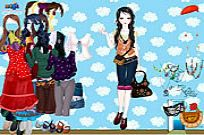 Play Blue Dresses game