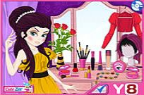 Play Stylish Cover Girl game